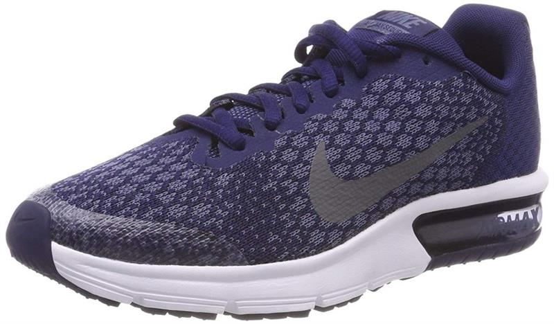 Nike Air Max Sequent 2 GS 869993 Laufschuh Kinder blue *UVP 84,99