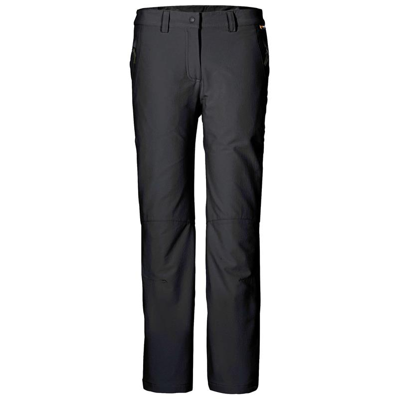 Jack Wolfskin Activate Winter Pants Damen black *UVP 129,95