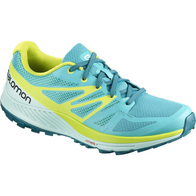 Salomon Sense Escape W Laufschuh Damen blue bird *UVP 109,99