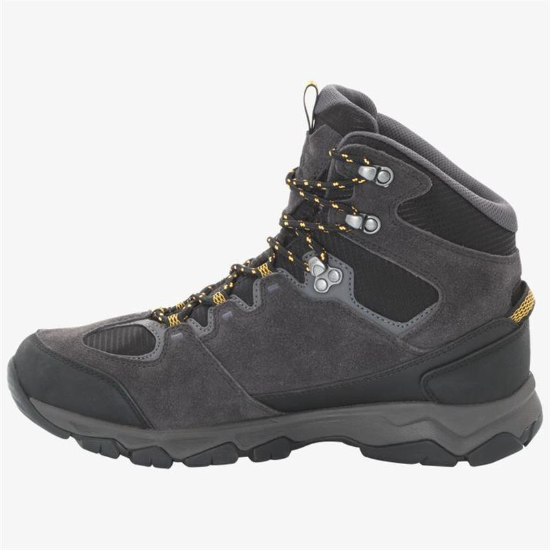 Jack Wolfskin Mountain Attack 6 Mid Texapore Herren burly yellow *UVP 149,99