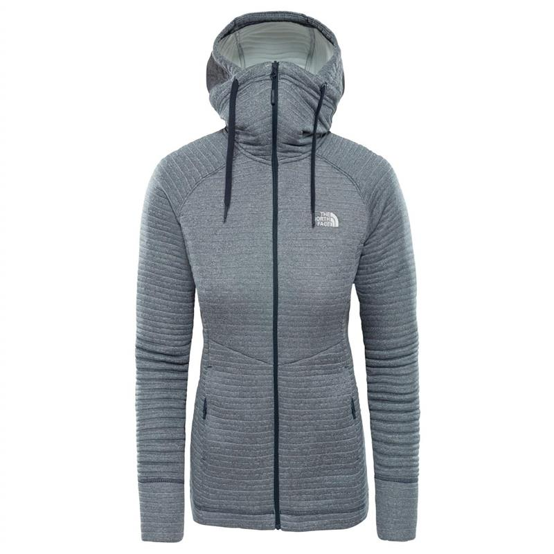The North Face Midlayer Fleecejacke Damen navy/grey *UVP 99,99