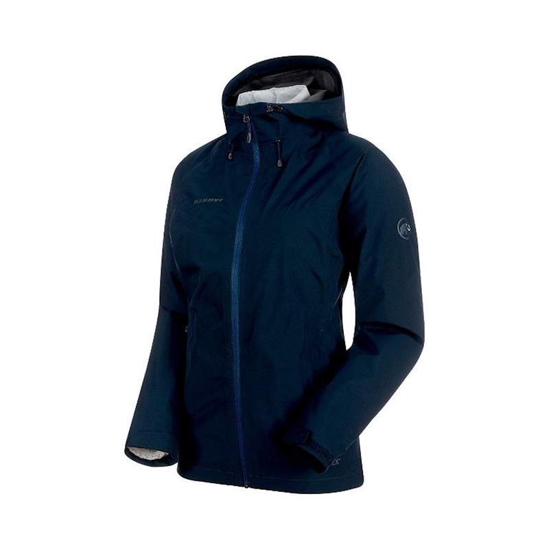 Mammut Convey 3in1 HS Hooded Hardshelljacke Women marine *UVP 359,99