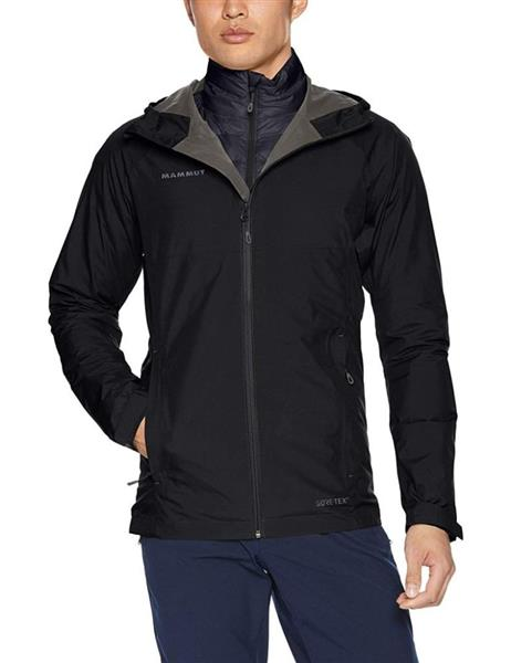 Mammut Convey 3in1 HS Hooded Hardshelljacke Herren black *UVP 359,99
