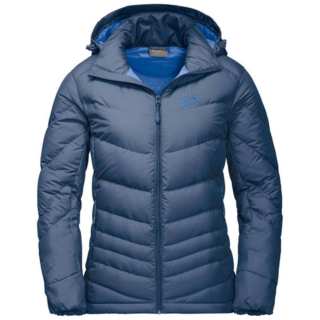 Jack Wolfskin Seven Peaks Hardshell Jacke Herren 1110191 blue *UVP 179,99