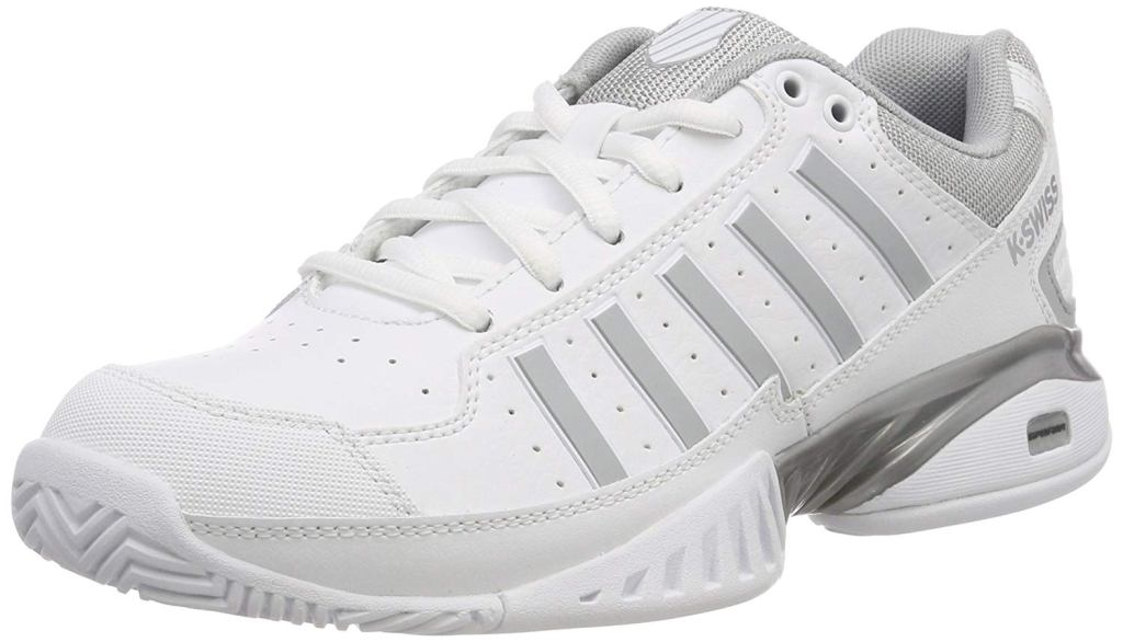 K-Swiss Receiver IV 95644 Tennisschuh Damen white *UVP 99,99