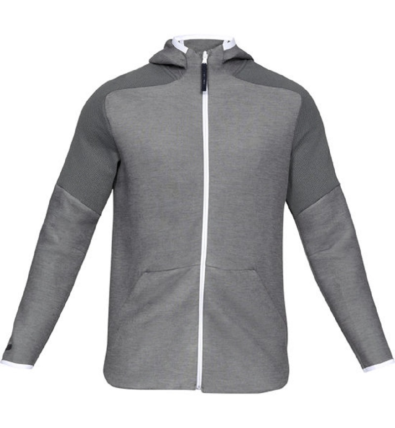 Under Armour Unstoppable Move Light FZ Kapuzensweat Herren black *UVP 84,99