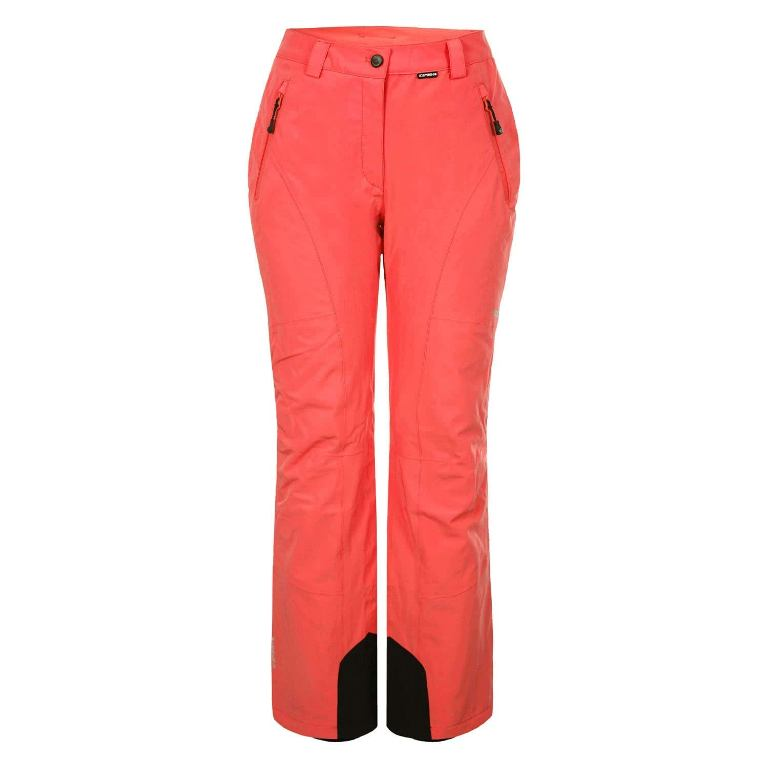 Icepeak Noelia Damen Skihose Winterhose orange *UVP 99,99