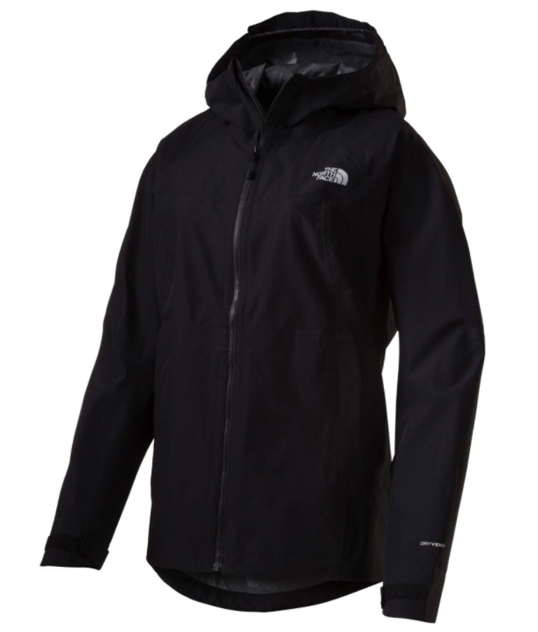 The North Face Extent III Shell Regenjacke Damen T93S2H black *UVP 129,99
