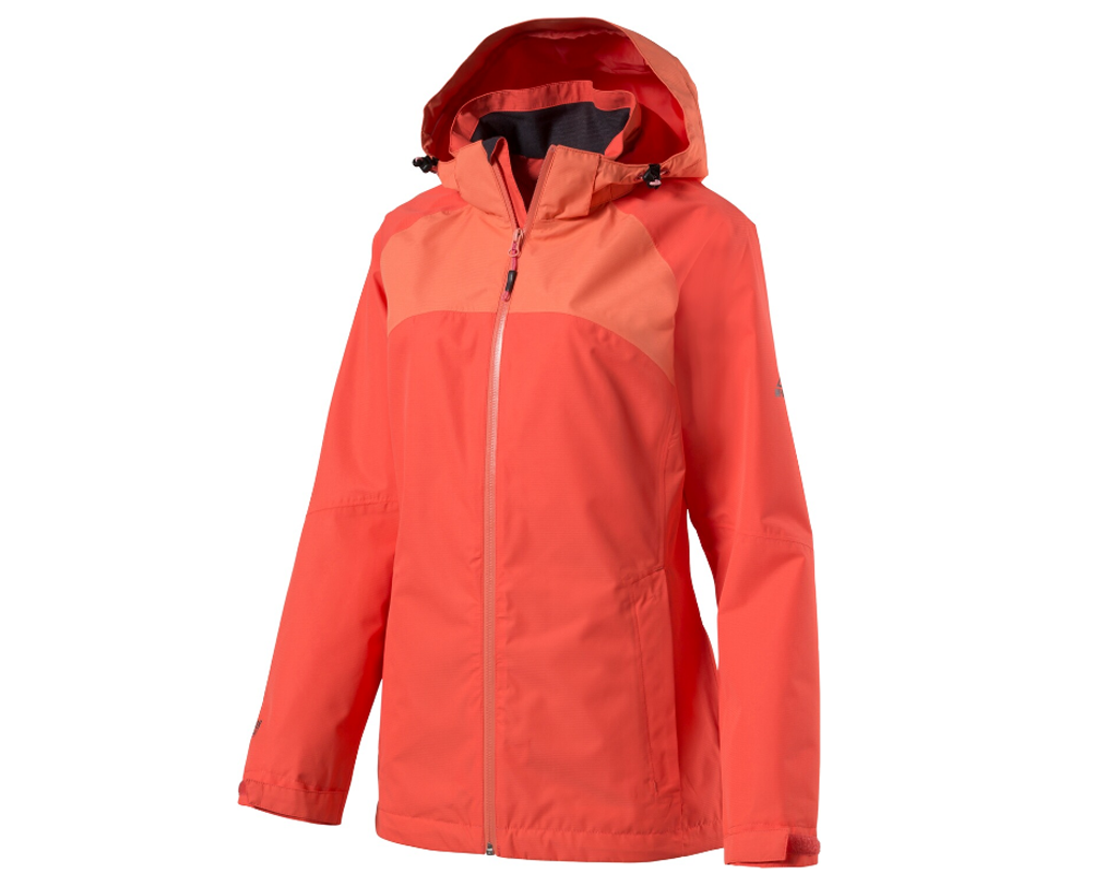 McKinley Laga Funktionsjacke Damen 286129 red/red light *UVP 99,99