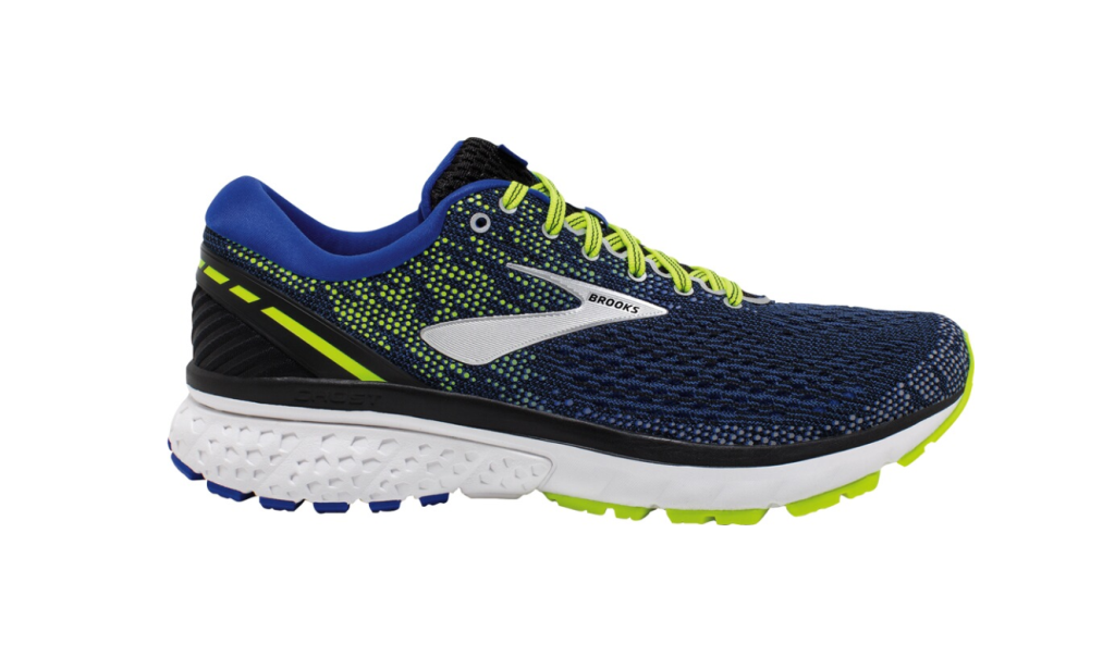 Brooks Ghost 11 Laufschuh Herren black/blue/nightlife *UVP 139,99