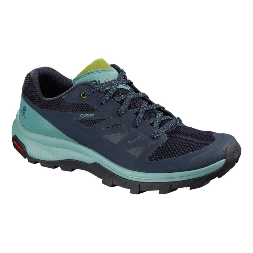 Salomon OUTline GTX Multi-Schuh Damen blue *UVP 129,99