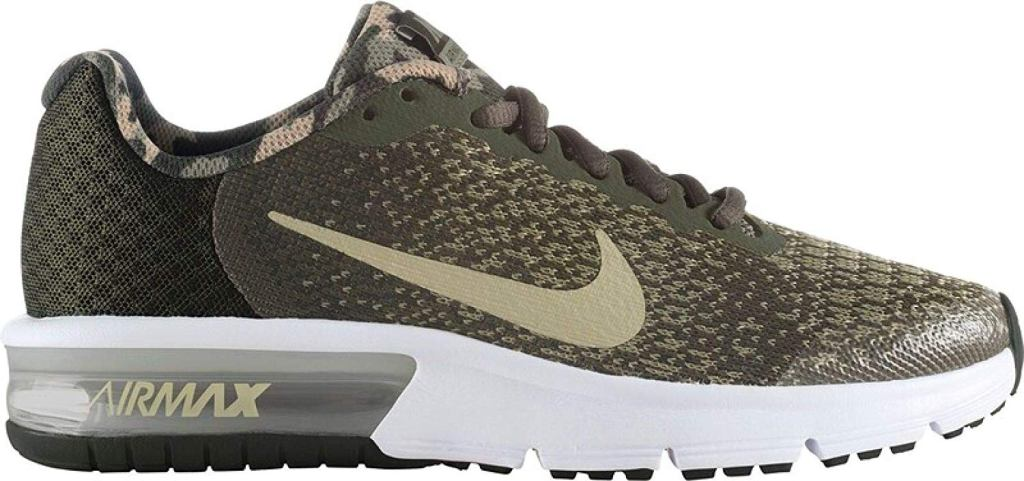 Nike Air Max Sequent 2 BG AT6173 Laufschuh Kinder khaki *UVP 84,99