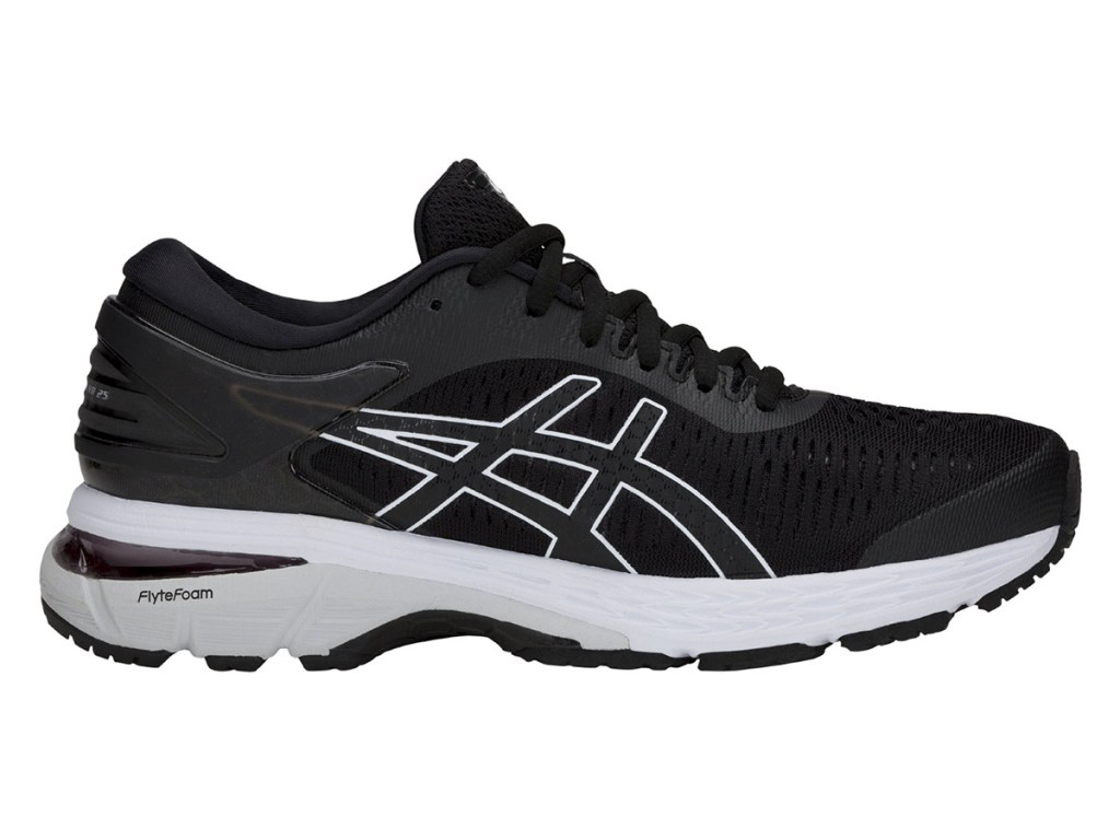 asics Gel-Kayano 25 Laufschuh Damen 1012A026 black/grey *UVP 179,99