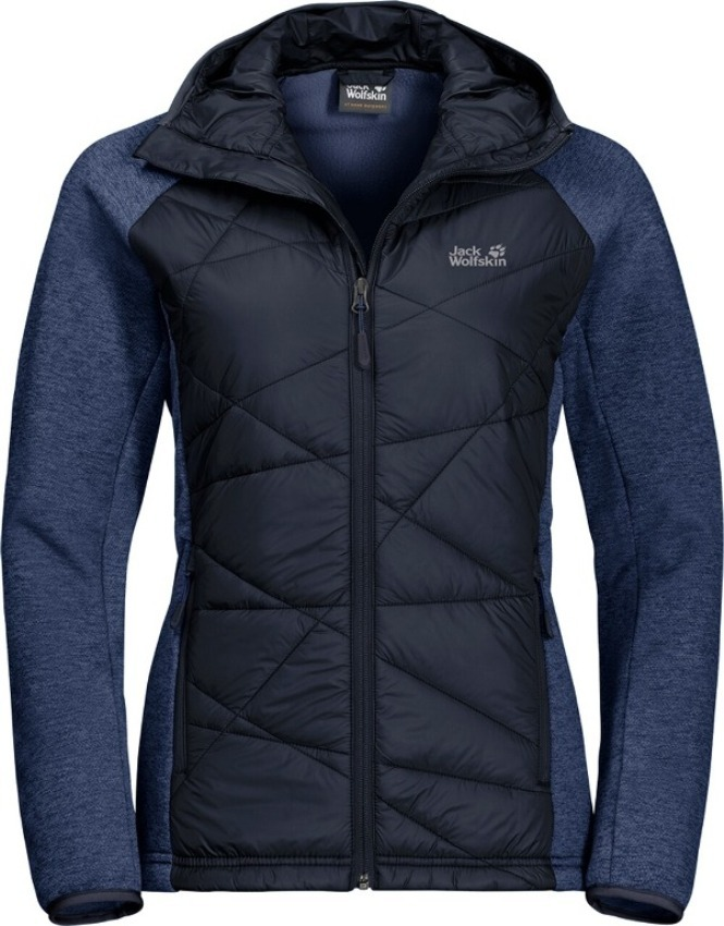 Jack Wolfskin Skyland Crossing Hybridjacke Damen midnight blue UVP* 139,99