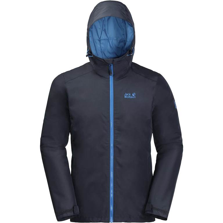 Jack Wolfskin Chilly Morning Funktionsjacke Herren night blue *UVP 159,99