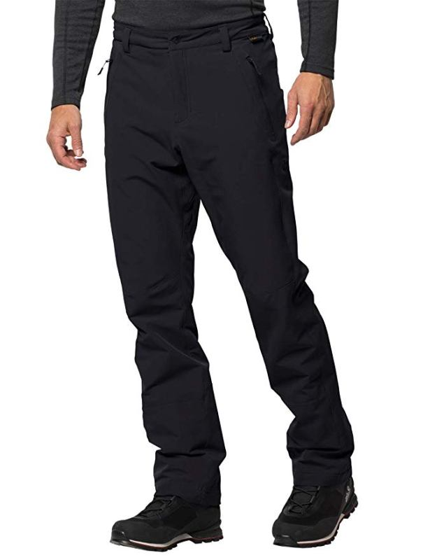 Jack Wolfskin Activate Winterpants Herren black *UVP 129,99