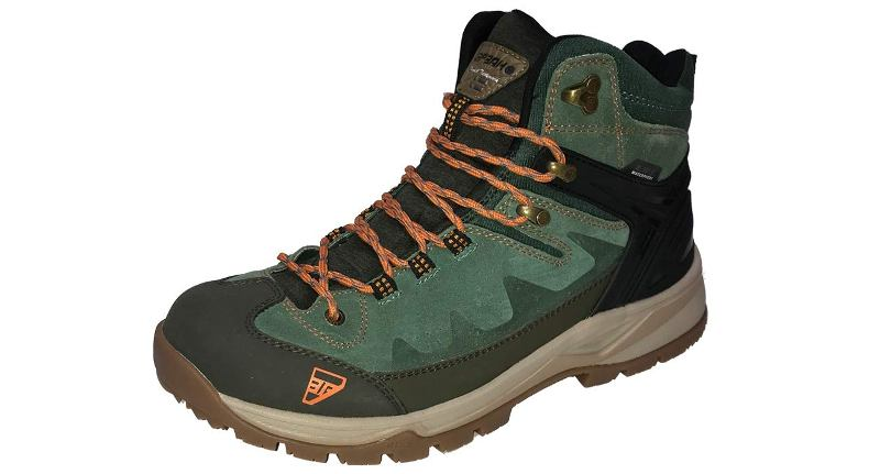 Icepeak Wynne MR Outdoorschuh wasserdicht Herren green *UVP 139,99