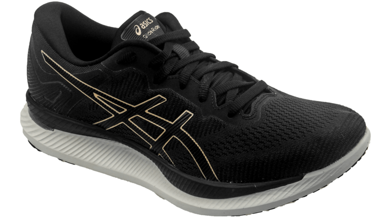 asics GlideRide Damen Black/Rose Gold *UVP 159,99