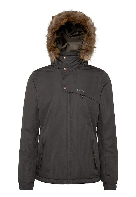 Protest Peaceful Snowjacket Damen swamped 6610792 *UVP 179,99