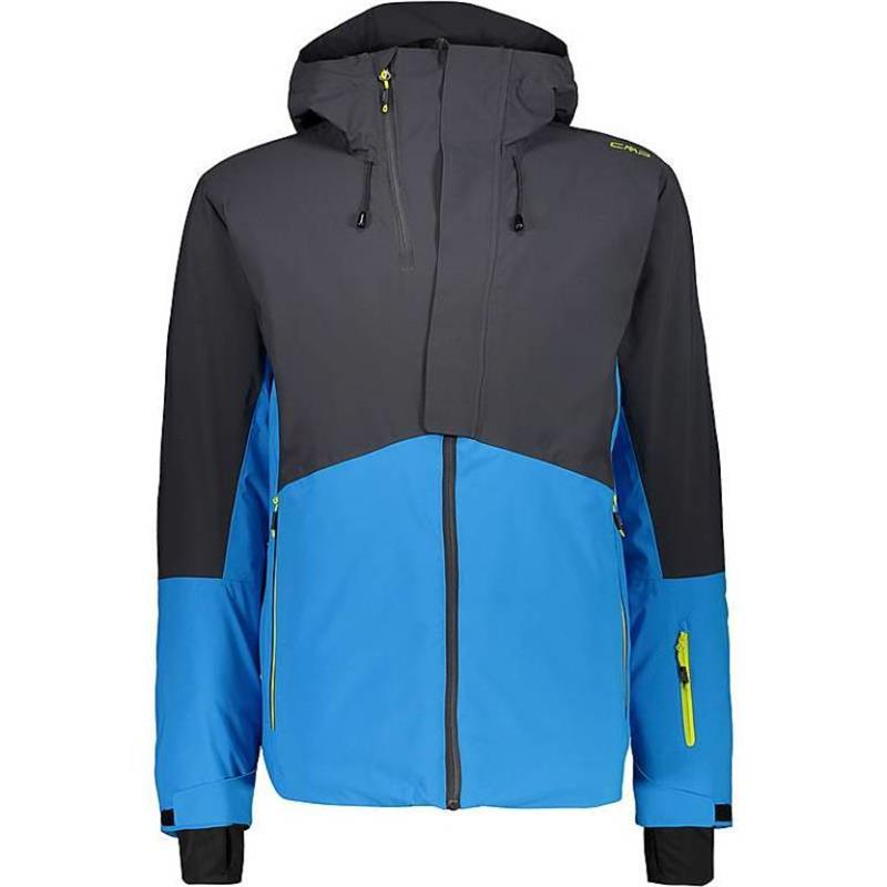 CMP Man Jacket Fix Hood Herren 39w1527 river *UVP 129,99