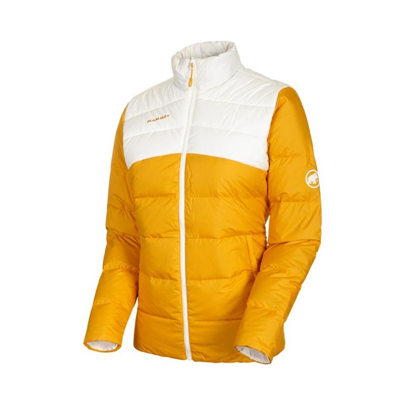 Mammut Whitehorn In Daunenjacke Damen golden-bright white *UVP 219,99