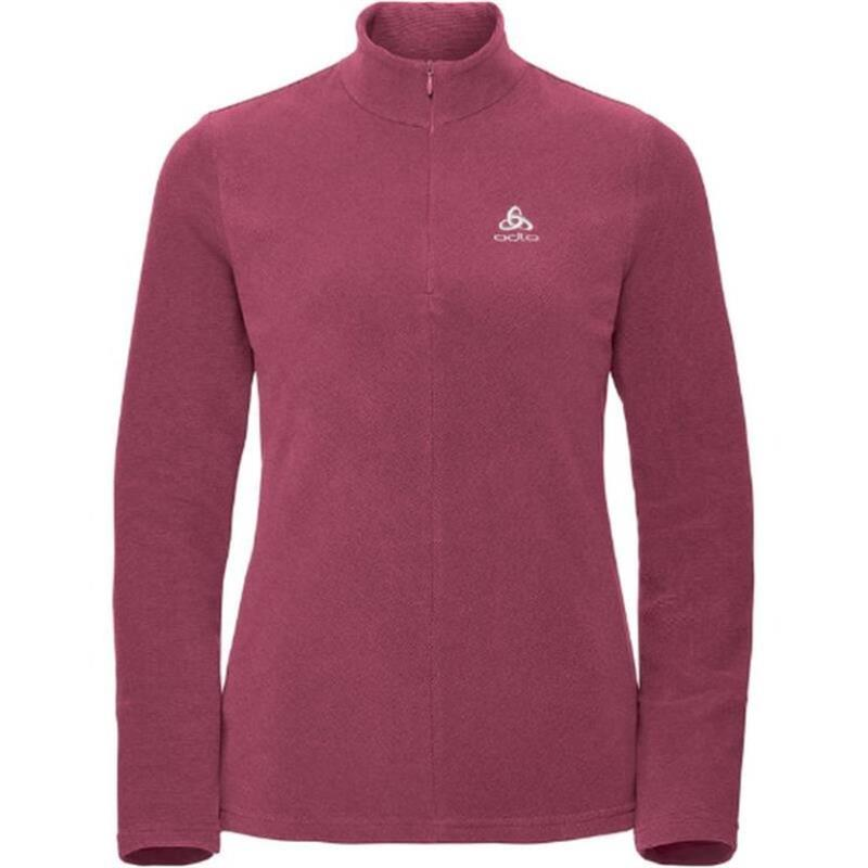Odlo Midlayer 1/2 Zip Roy Midlayer Damen mesa rose *UVP 59,99