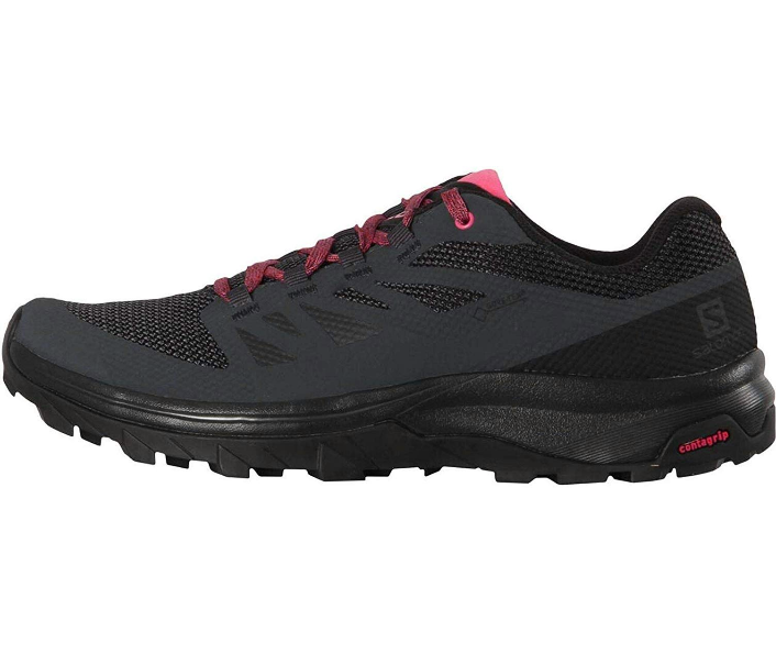 Salomon OUTline GTX Multi-Schuh Damen ebony/black *UVP 129,99