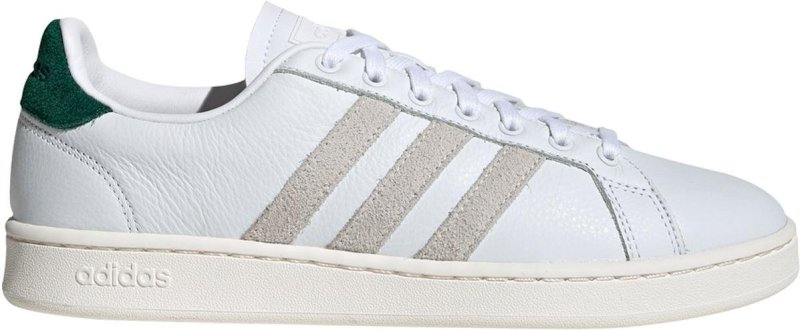 Adidas Grand Court Tennischuh Herren EG7890 white/grey *UVP 79,99