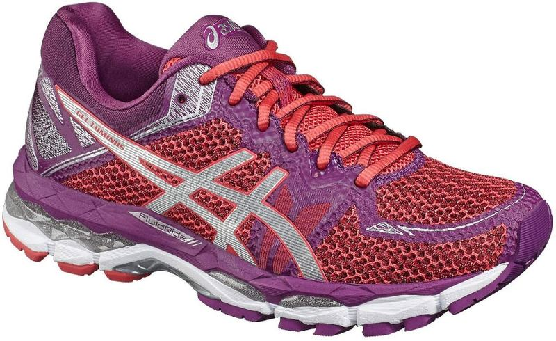 Asics Gel Luminus 3 T76SQ Damen Laufschuh rouge red *UVP 164,99