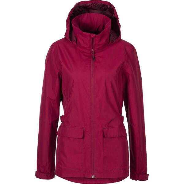 McKinley Balla Funktionsjacke Damen red dark 302575 *UVP 99,99