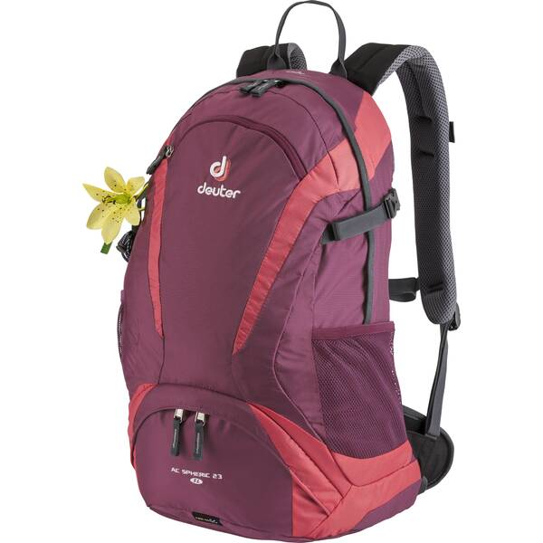 Deuter AC Spheric 23 Wanderrucksack 64644 blackberry/coral *UVP 99,99