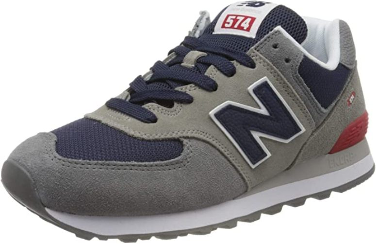 New Balance ML574 Sneaker Herren grey 774921-60 *UVP 99,99
