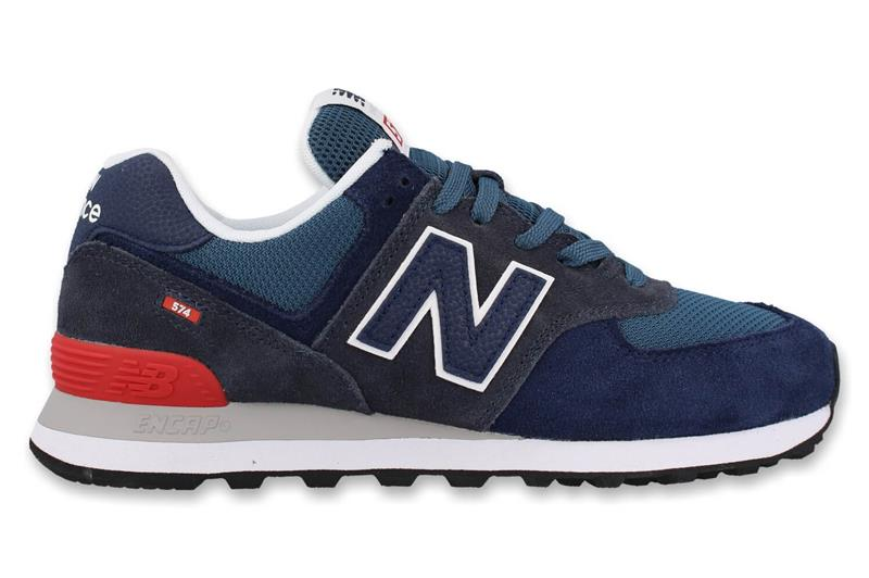 New Balance ML574 Sneaker Herren navy 774921-60 *UVP 99,99