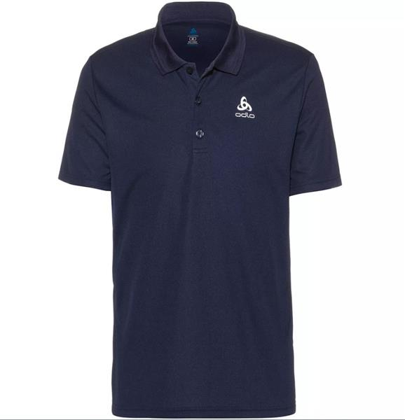 Odlo Polo Shirt s/s Timo diving navy Herren 594132 *UVP 49,99