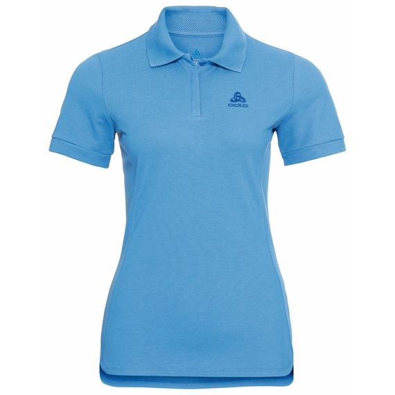 Odlo Polo Shirt s/s new trim 550591 Damen marina *UVP 49,99