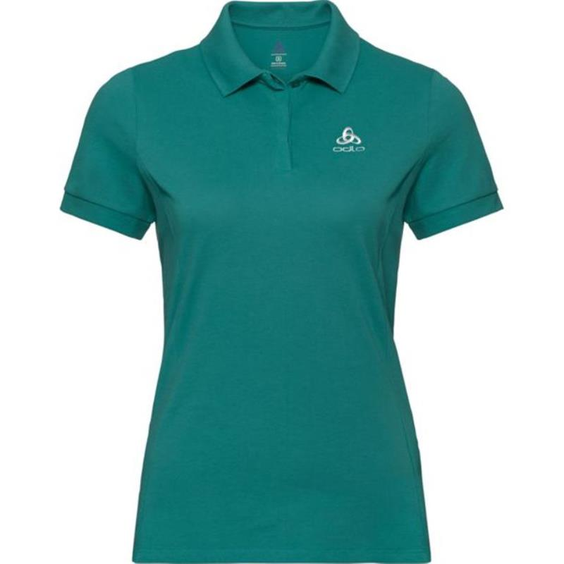 Odlo Polo Shirt s/s new trim 550591 Damen bayou *UVP 49,99