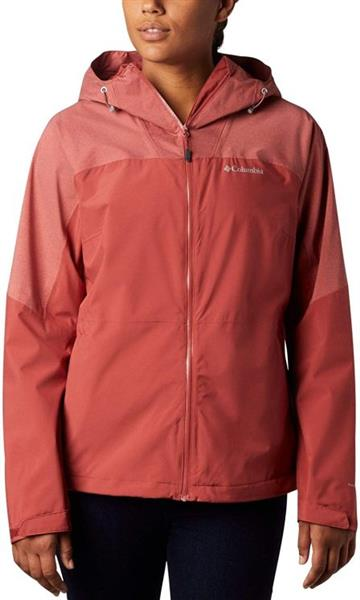 Columbia Evolution Valley II Jacket Damen 1842224 dusty crimson *UVP 149,99