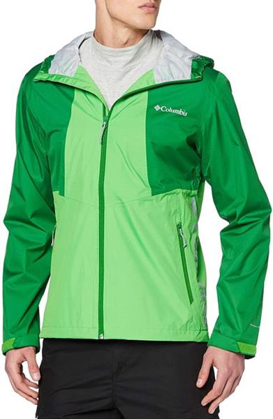 Columbia Inner Limits II Jacket Herren 1893991 true green *UVP 99,99