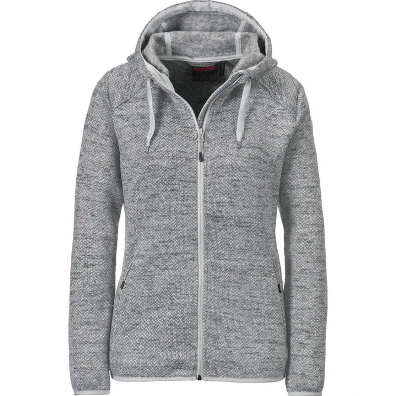 Mammut Shuksan ML Hooded Jacke Damen marble 1014-03240 *UVP 149,99