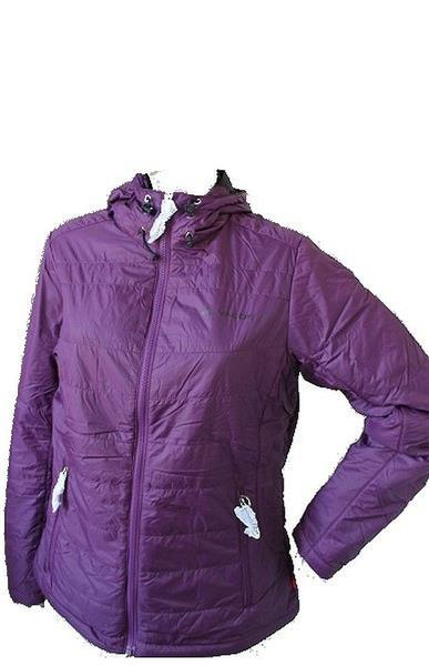 Vaude Wideford Damen Stepp-Outdoorjacke Isolationsjacke amethyst *UVP 149,95