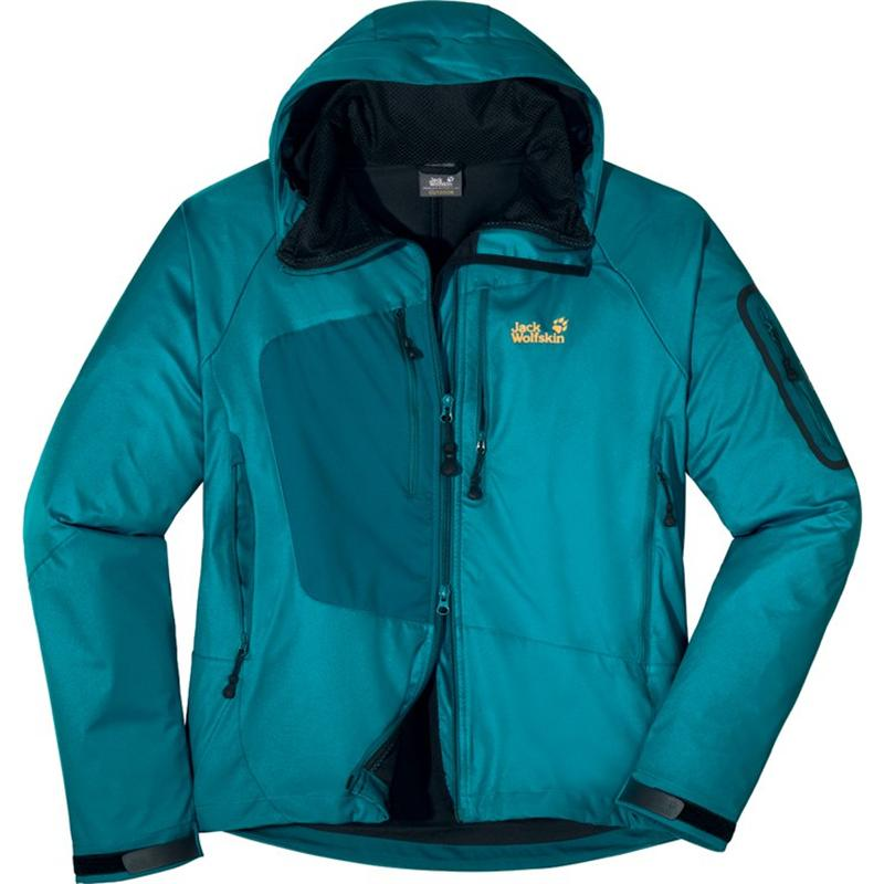 Jack Wolfskin Impulse Jacket Men Softshell Jacke Herren *UVP 199,95