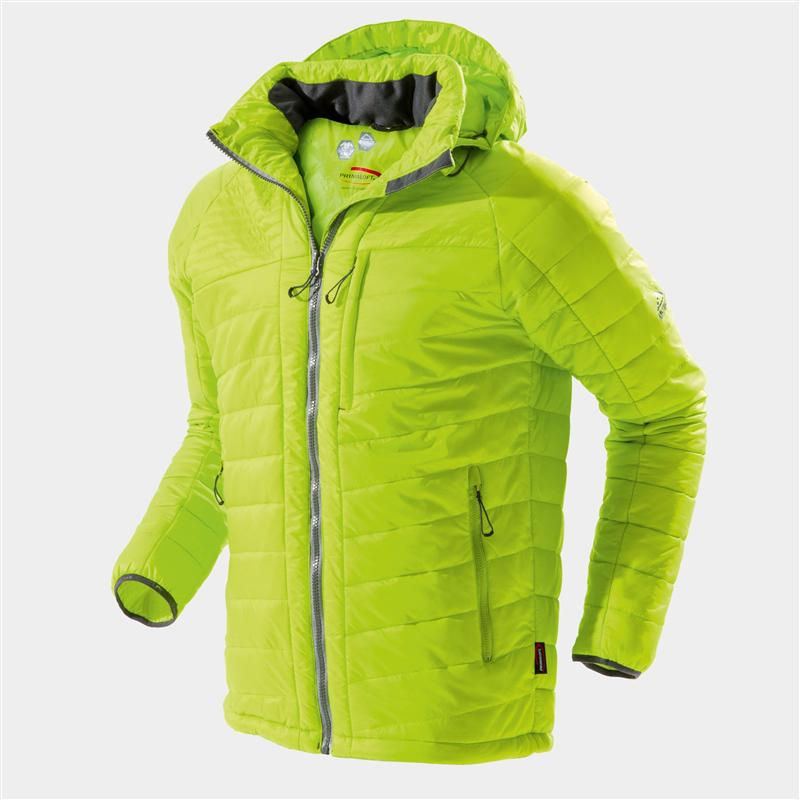mckinley cando herren primaloft jacke funktionsjacke lime. Black Bedroom Furniture Sets. Home Design Ideas