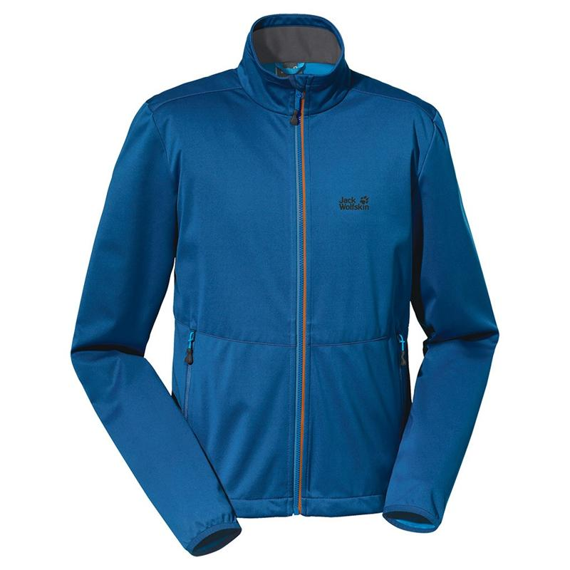 Jack Wolfskin Chill Out Jacket Softshell Herren Outdoor *UVP 139,95