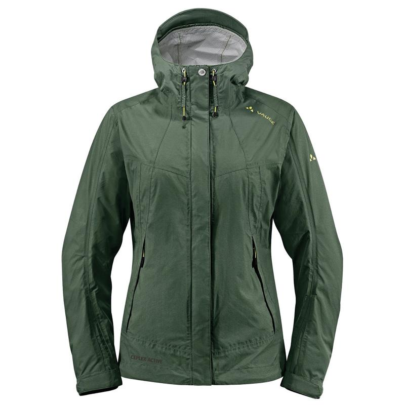 Vaude Lierne Jacket women Damen Funktionsjacke Bottle Green *UVP 139,95