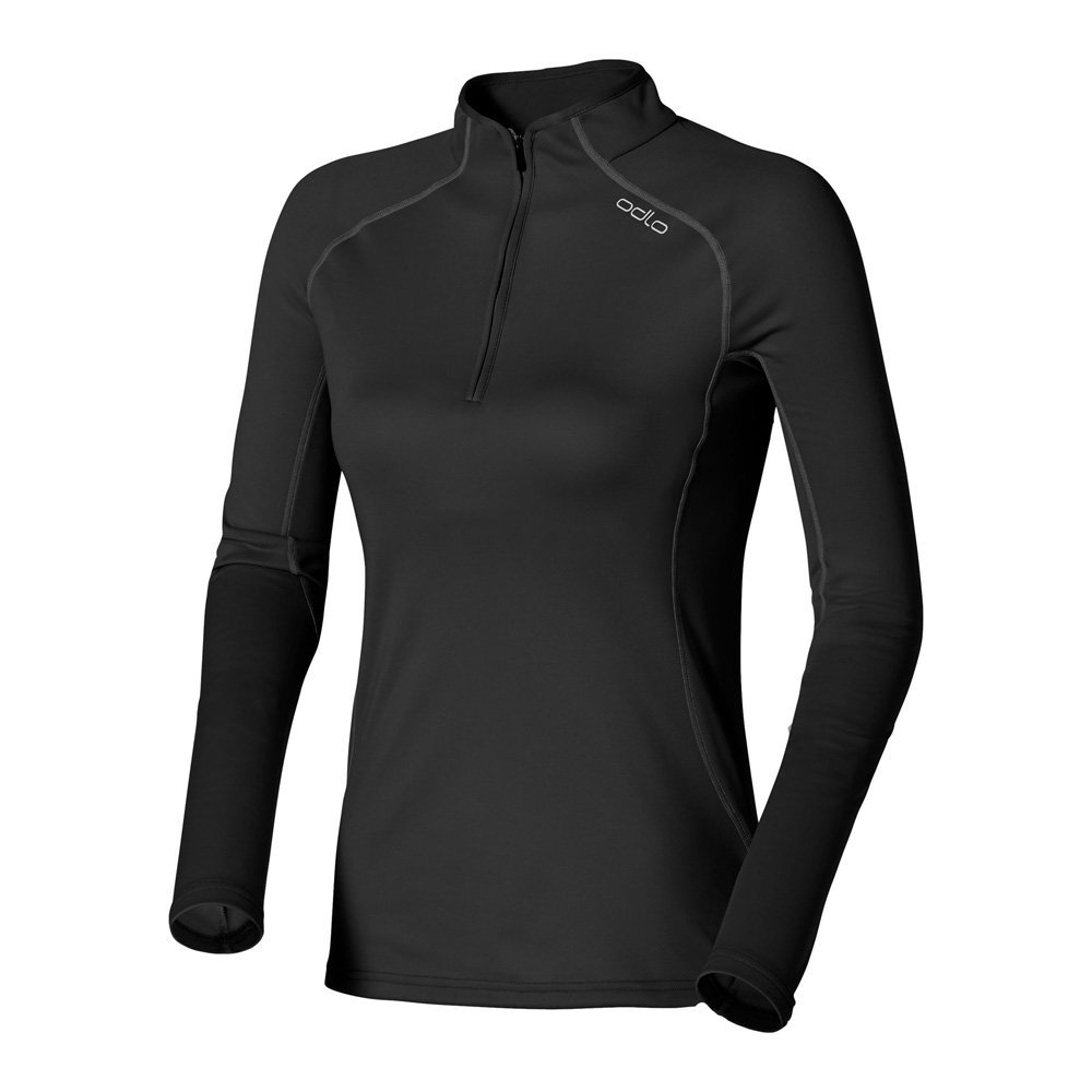 Odlo Midlayer 1/2 Zip Cima Tosa 221531 Fleece Damen black UVP* 69,95