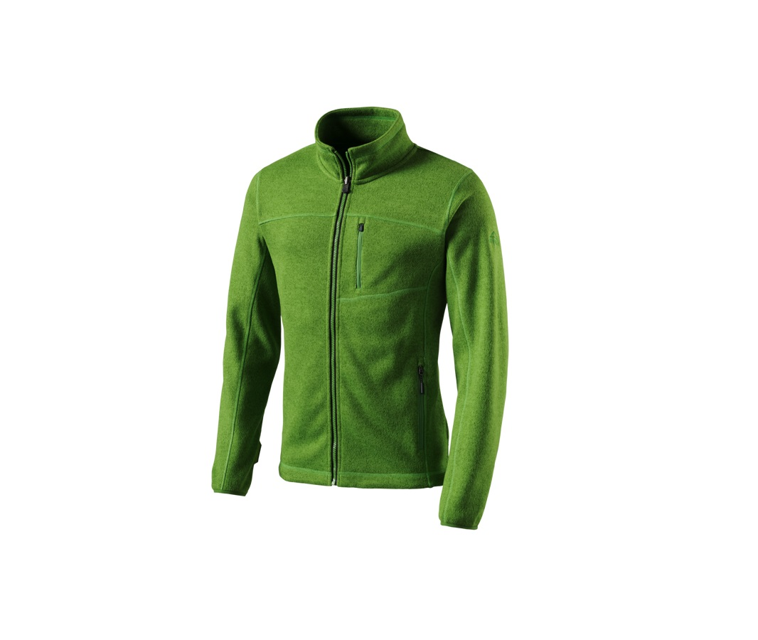 McKinley Kaila MZS Zip-In 237280 Strickfleece Herren green *UVP 49,95