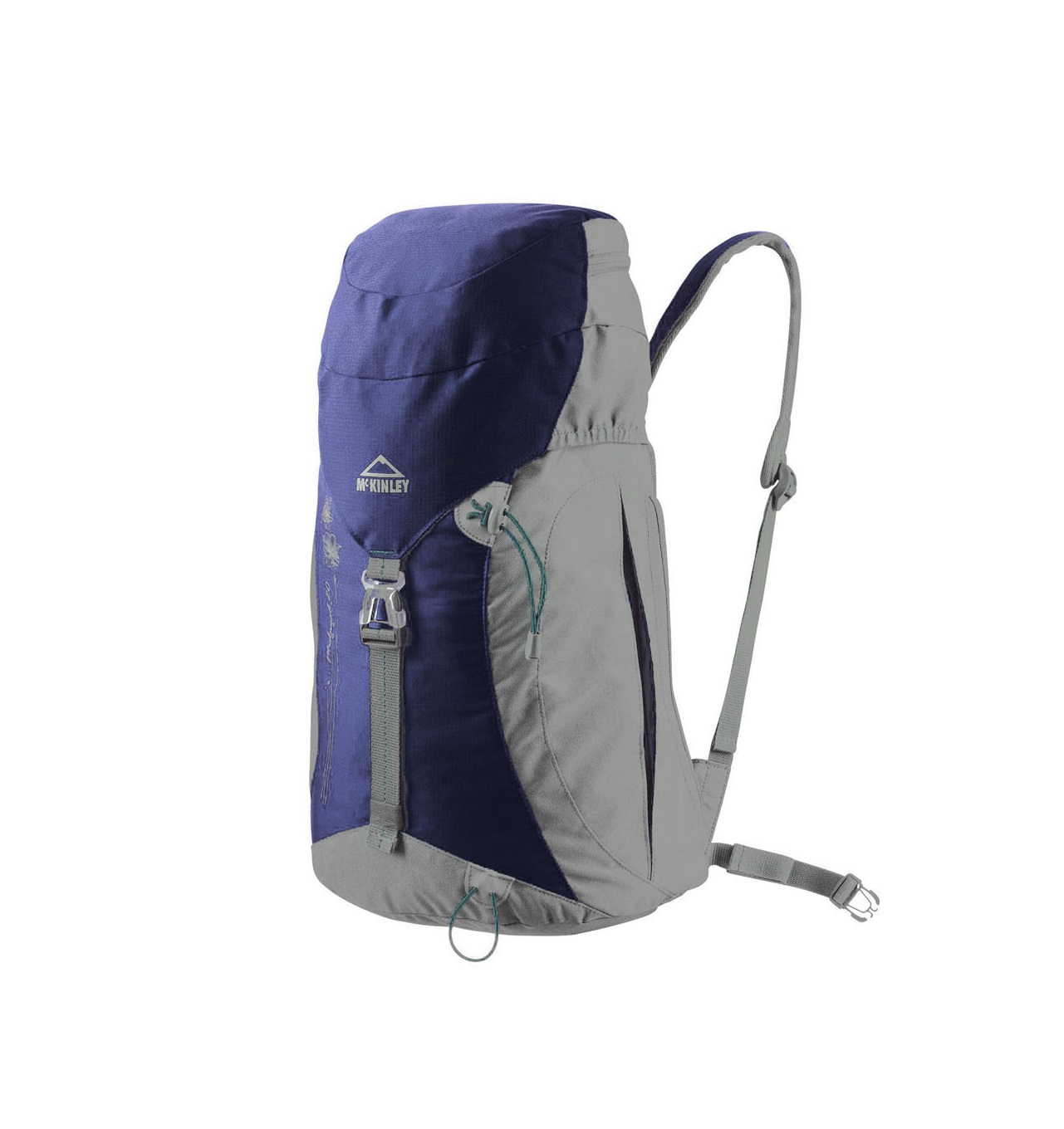 McKinley Midwood Air 20W 240491 Wanderrucksack navy dark *UVP 49,95