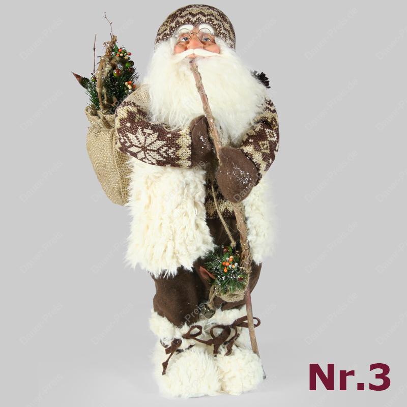 Weihnachtsmann als dekoration f r weihnachtsbaum 61 cm for Dekoration weihnachtsbaum