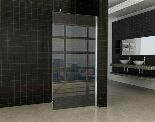 Duschtrennwand  Duschtrennwand Duschabtrennung Duschwand 100 x 200 #01 | eBay