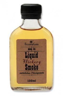 Liquid-Smoke-Fluessigrauch-BBQ-Gewuerzoel-Grillen-Rauchoel